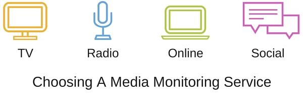 Media Monitoring Service
